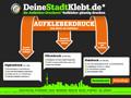 DeineStadtKlebt.de - Die Aufkleberdruckerei
