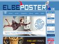 Ihre Online-Digitaldruckerei - elbeposter.de